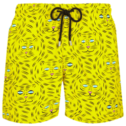 Bengale Tiger Swim Trunks product shot front view