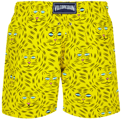 Bengale Tiger Swim Trunks product shot back view