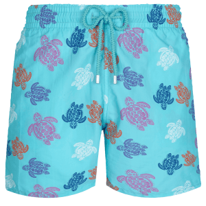 Men Swim Trunks Ronde des Tortues Indies