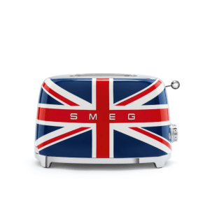 Union Jack Toaster product shot front view