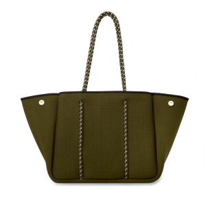 Military Neoprene Tote product shot front view