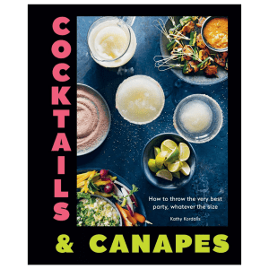 Cocktails & Canapes Book