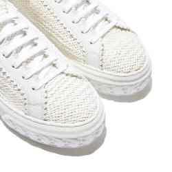 Off-Road Sneaker in white