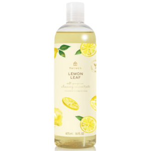 Lemon Leaf All Purpose Cleaner product shot front view