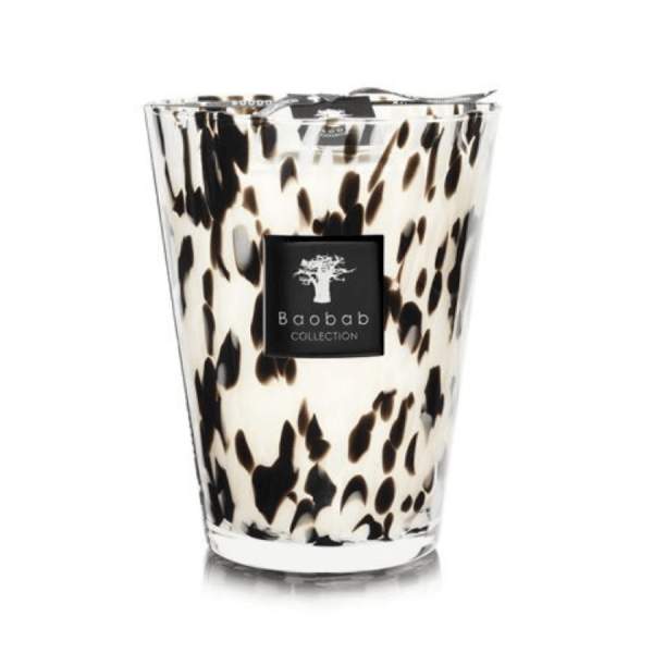Max 24 Black Pearl Candle