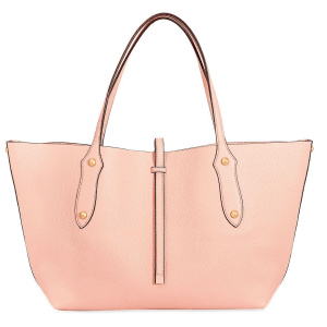 Annabel Ingall Small Isabella Tote in Rose product shot front view