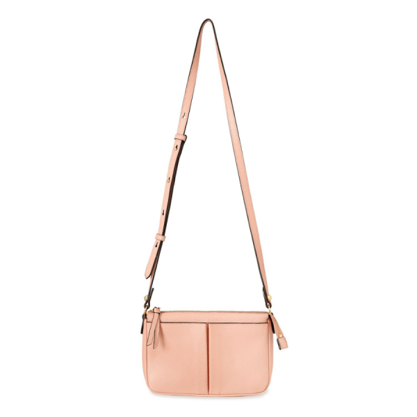 Annabel Ingall Crossbody in Rose product shot full view