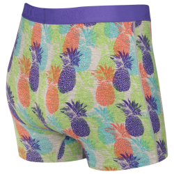 Boxer Briefs in Multi Pineapple product shot back view