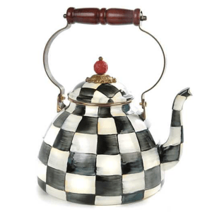 Courtly Check 3 Quart Tea Kettle product shot front view