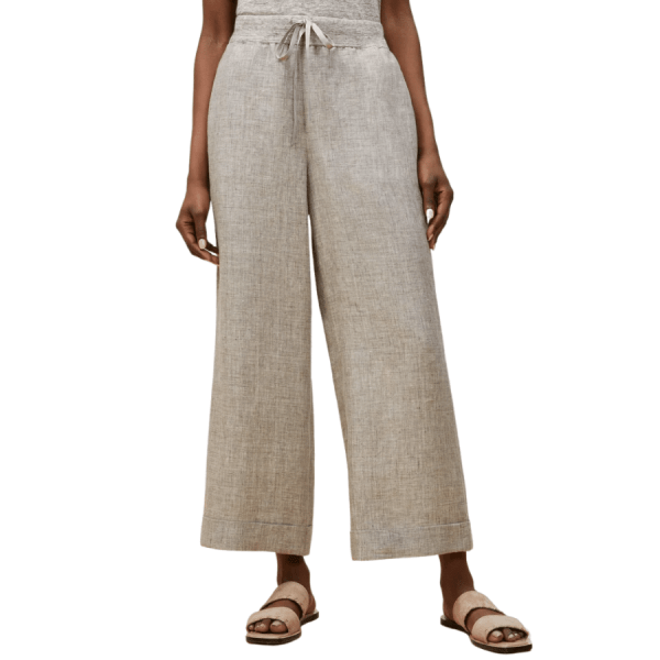 Riverside Cropped Pant with Cuff