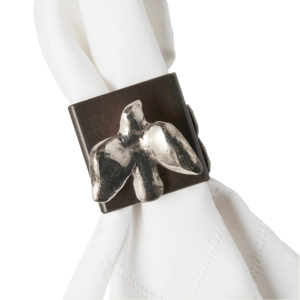 Golondrina Napkin Rings product shot front view