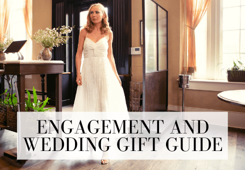 Engagement and Wedding Gift Guide
