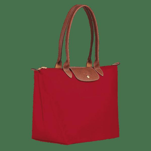 Le Pliage Original Shoulder Bag in Red