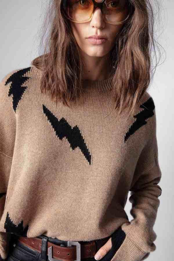 Markus Flash Sweater