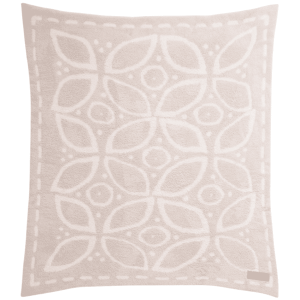 Cozychic Covered in Prayer Throw in Blush Pink