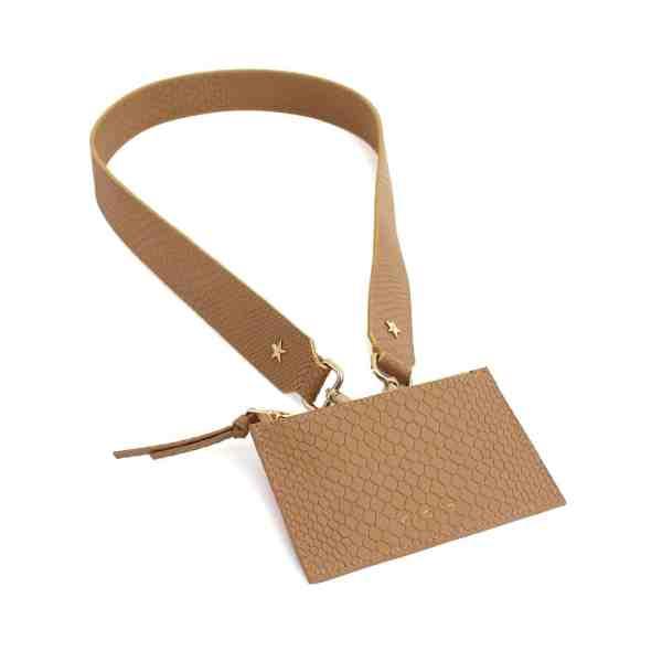 Lucille Mini Boa Bag