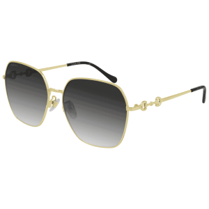 Gold Chainlink Sunglasses