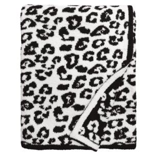 Cozychic Cheetah Print Throw