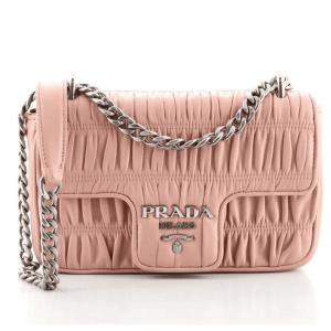 Prada Pink Chain Shoulder