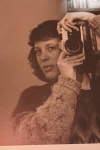 Gwynn and camera