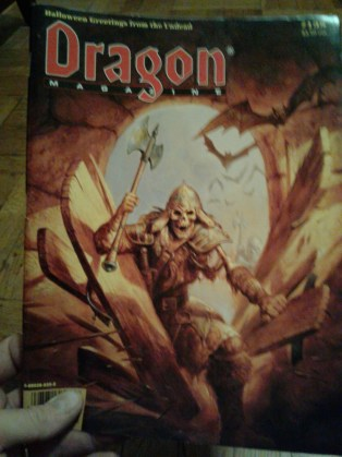 Dragon Magazine #138