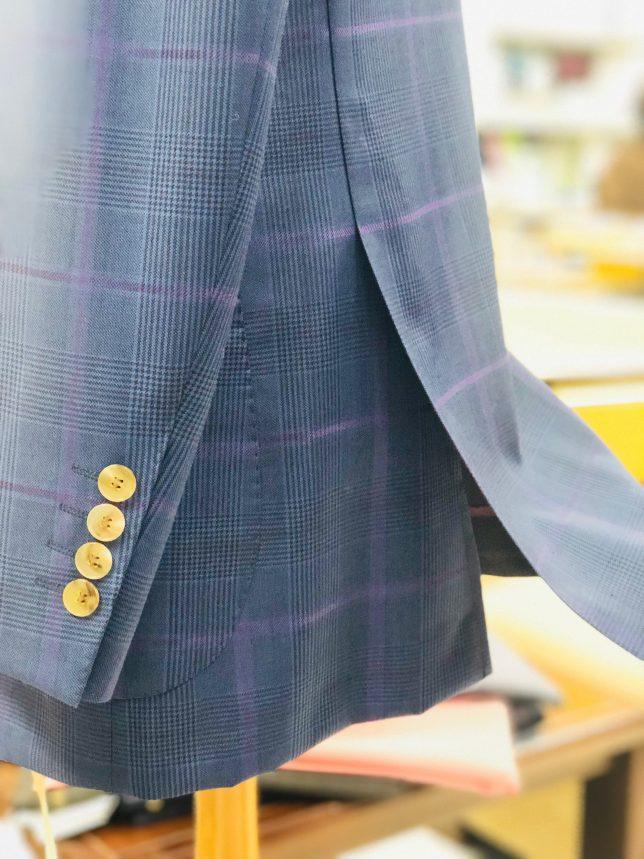 センター?サイド?~ジャケットの裾の切れ込み、ベントの歴史~   GX blog