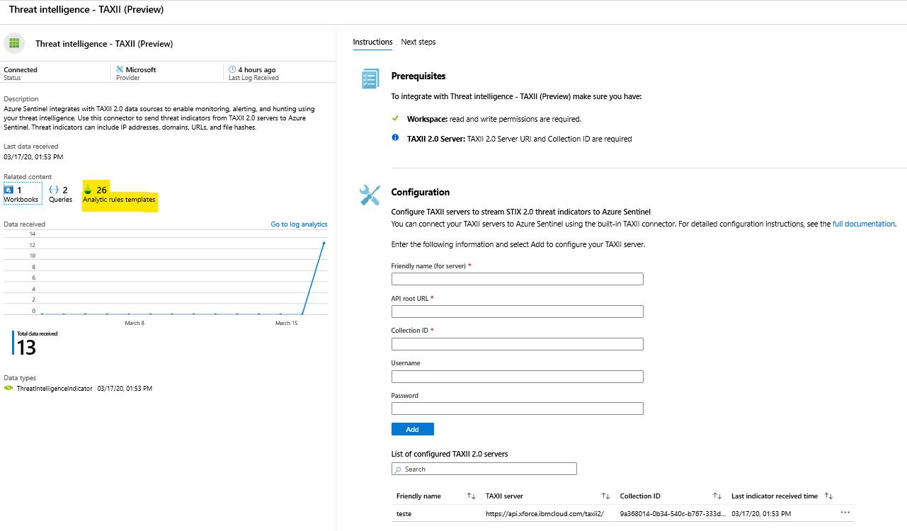 Connect X-Force Exchange API on Azure Sentinel - Microsoft Tech Community - 1246880