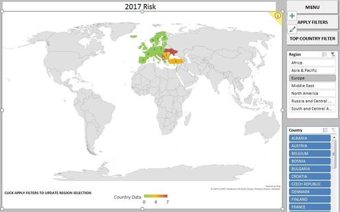 europeg also excel bing map chart zoom on  region microsoft tech community rh techcommunity
