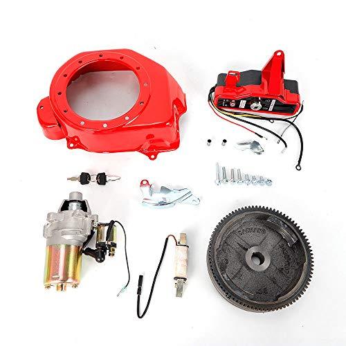 Tuzliufi Replace Voltage Regulator Rectifier Honda Engine GX270 GX440 GX630 GX660 GX690 GXV630 GXV660 GXV690 31750-Z2E-803 6 Wires New Z346