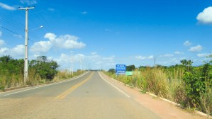 Road to Guyana from Brazil...