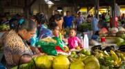Nieuw Nickerie Market.