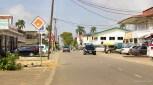 Another street in Nieuw Nickerie
