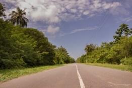 Clear road ahead.