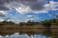 Earth, sky, water