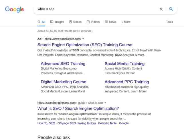 what is seo in hindi