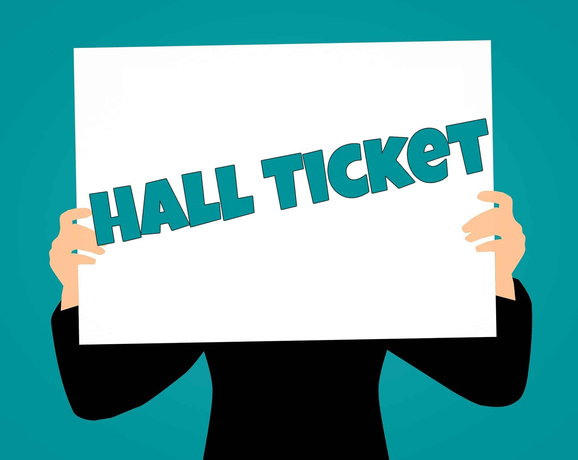 SP College Pune Hall Ticket 2018