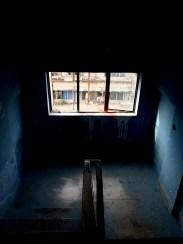 a U37 stairwell