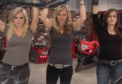 Cristy Lee All Girls Garage Married