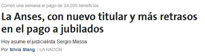 La verdad de Massa