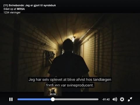 MRSA_svinebonde_Afvist