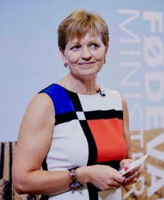 Miljø- og Fødevareminister Eva Kjer Hansen (V) overtager Fødevareministeriet efter Dan Jørgensen (S).