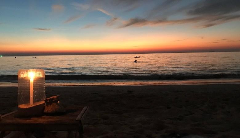 Solnedgång på Ko Lanta