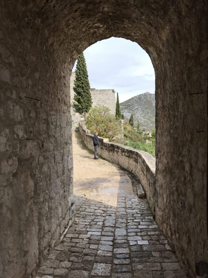 gate in the fort