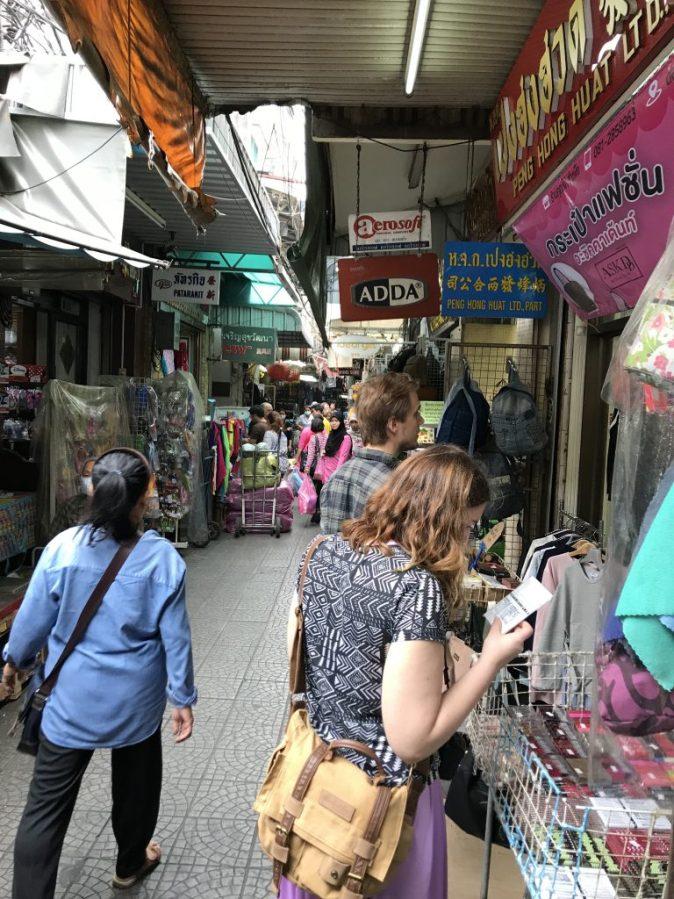 shopping i chinatown