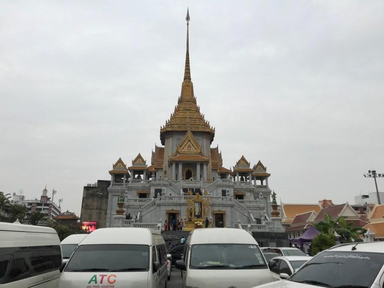 Tempel of golden buddha