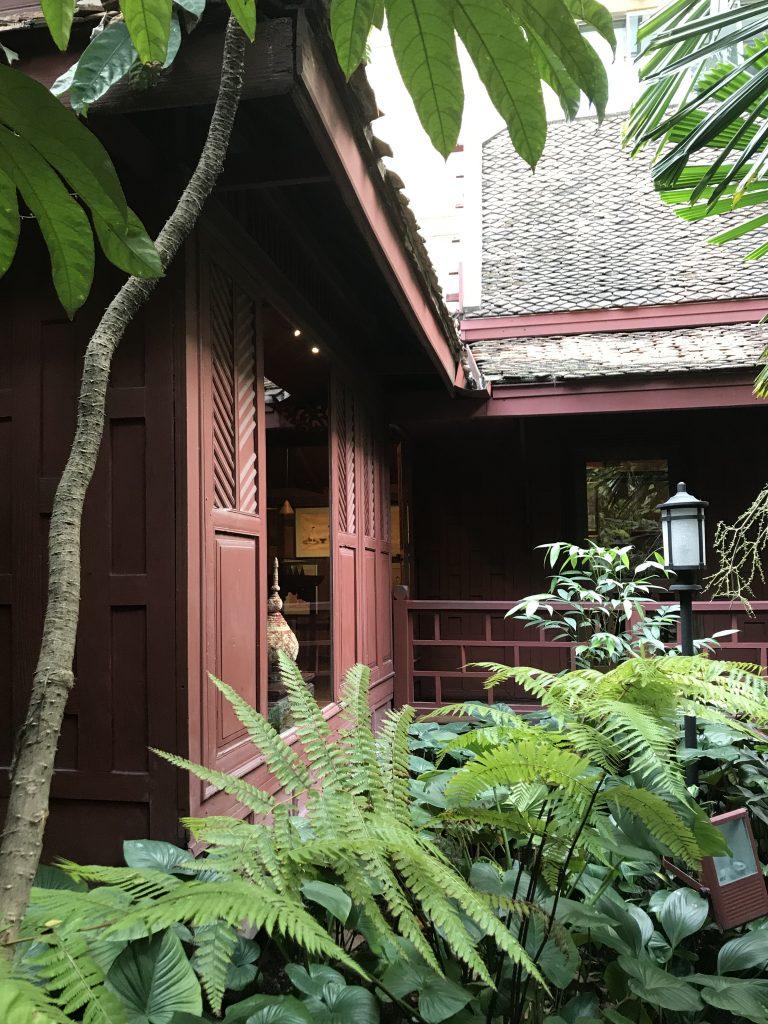 Jim thompsons house