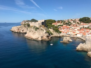 Gyllintours bild över Dubrovnik