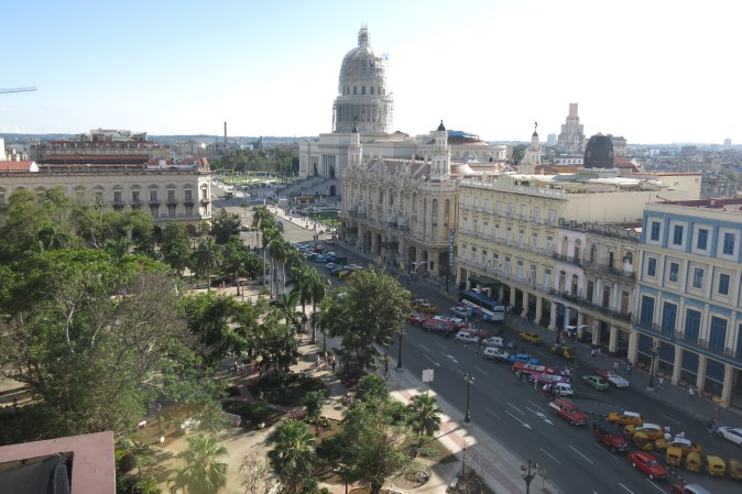 view over Havana