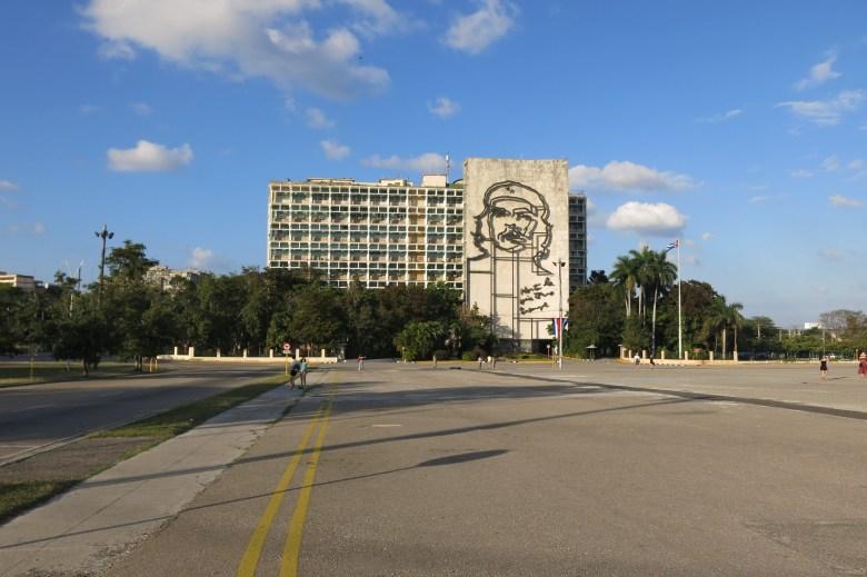 avbild av Che Guevara
