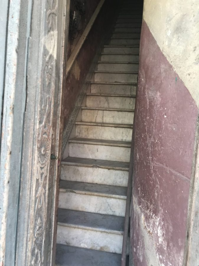 trappa i Havanna